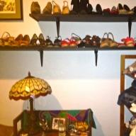 shoe shelf, room, shelving, shoes, messy room