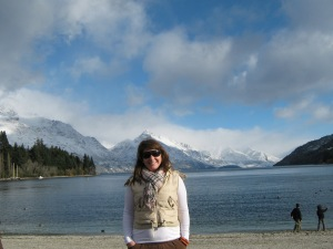 MomandmyNZ&Australia- Queenstown, New zealand