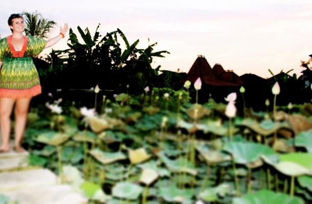 Bali- It was very pretty