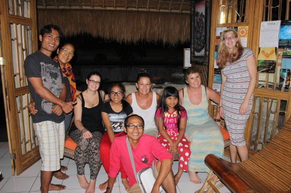 My other Bali family