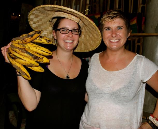 Bali- I got paid in Bananas