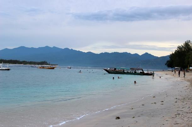 Bali- It was beautiful
