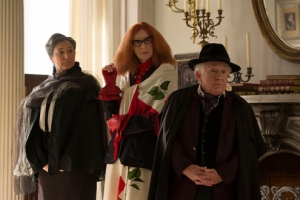 Frances Conroy, Leslie Jordan, Myrtle Snow, American Horror Story, Witches