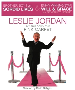 Fabulously Awkwrad Girl Met Fabulously Awkward Leslie Jordan-My Life Down the Pink Carpet Cover