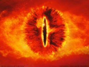 LOTR, Sauron, Dark Lord, Eye, Mordor, Cat, Humor